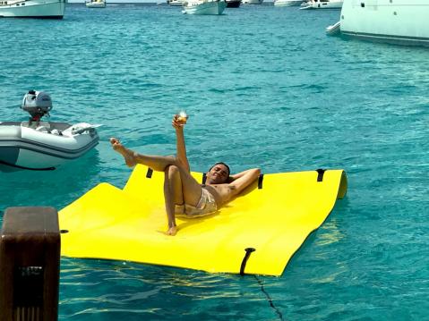 Menorquin-Yachts Capeador 43 entre particulares y profesional Formentera