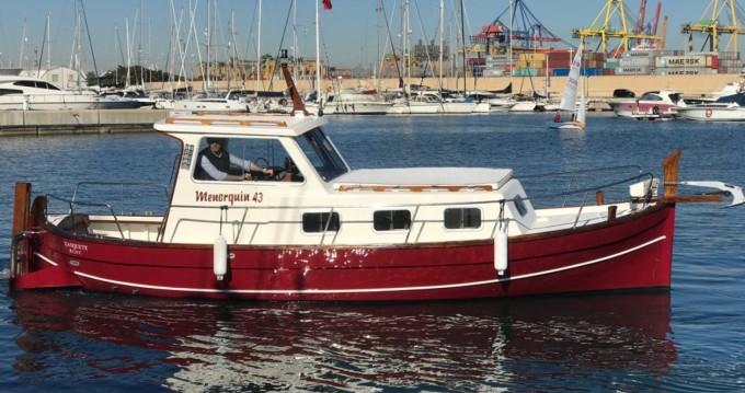 Alquiler de barcos Menorquin-Yachts Capeador 43 enFormentera en Samboat