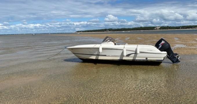Jeanneau Cap Camarat 7.15 entre particulares y profesional Pyla sur Mer