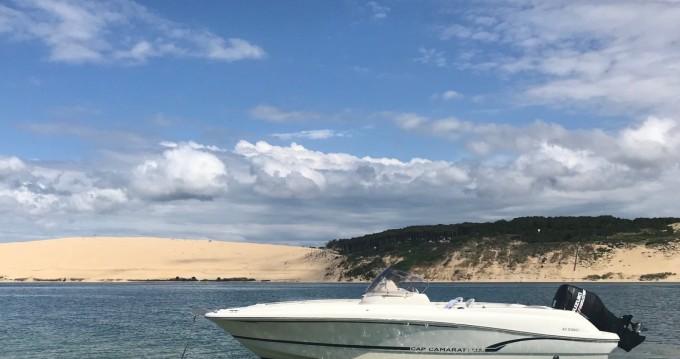 Lancha para alquilar Pyla sur Mer al mejor precio