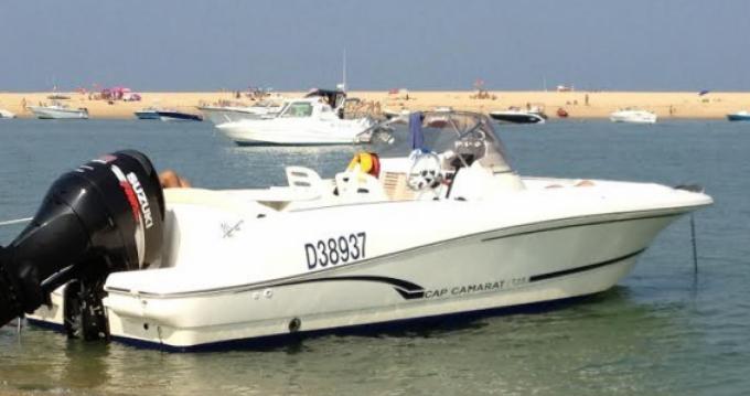 Alquiler de barcos Pyla sur Mer barato de Cap Camarat 7.15