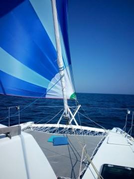 Alquiler Catamarán en Isla de Ibiza - petrachi 32