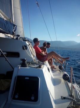 Alquiler de barcos Isla de Ibiza barato de 32