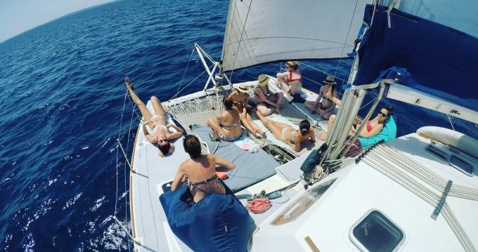 Catamarán para alquilar Isla de Ibiza al mejor precio