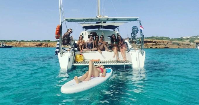 Alquiler de petrachi 32 en Isla de Ibiza