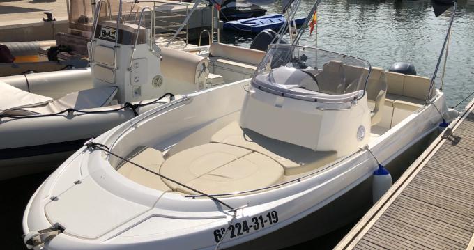 RACING Boat 620 Sport entre particulares y profesional Alicante