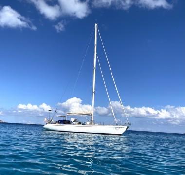 Sorrento Vagabundo 53 pies entre particulares y profesional Isla de Ibiza