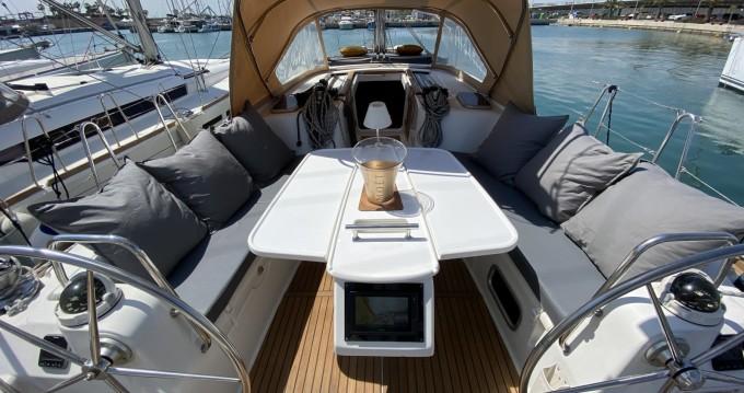 Alquiler de barcos Valencia barato de Oceanis 46