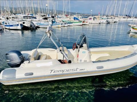 Alquiler de barcos La Ciotat barato de King 600 Exclusive