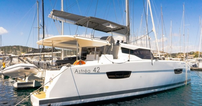 Alquiler de barcos Préveza barato de Astrea 42