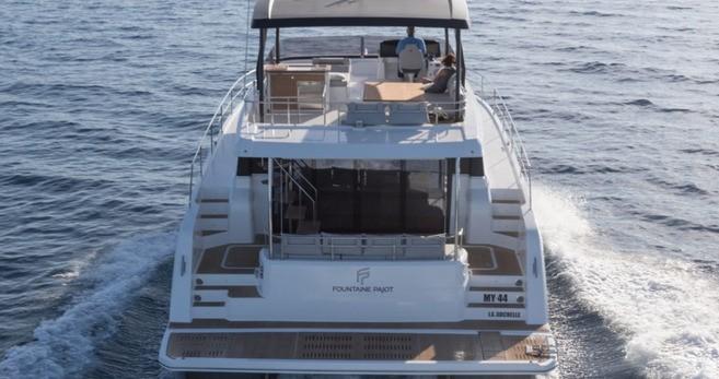 Alquiler de Catamarán, con o sin patrón Fountaine Pajot Tortola