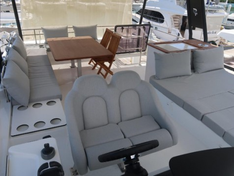 Fountaine Pajot My 44 entre particulares y profesional Tortola