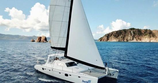 Alquiler de barcos Tortola barato de Voyage 480