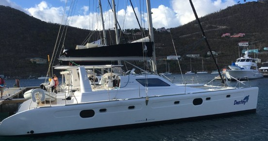 Alquiler de yate Tortola - Voyage Voyage 480 en SamBoat