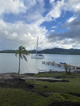 8 pers catamaran entre particulares y profesional Le Marin