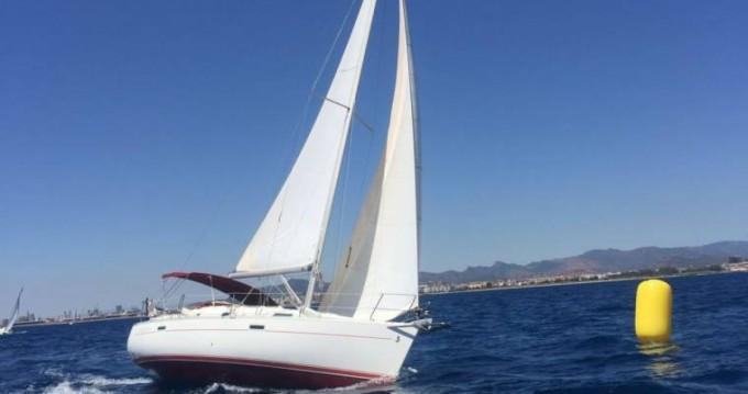 Alquiler de yate Barcelona - Bénéteau Oceanis 331 Clipper en SamBoat