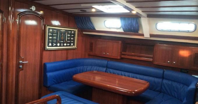 Alquiler de Ocean Ocean Star 56.1 - 5 cabins en Atenas