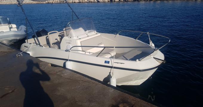 Alquiler de barcos Marseille barato de 535 open