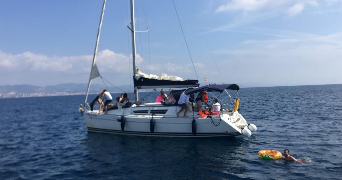 Alquiler de barcos Barcelona barato de Sun Odyssey 36i