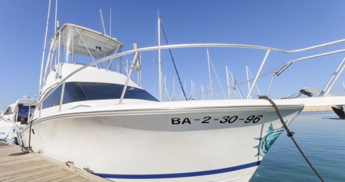 Alquiler de barcos Dénia barato de 32