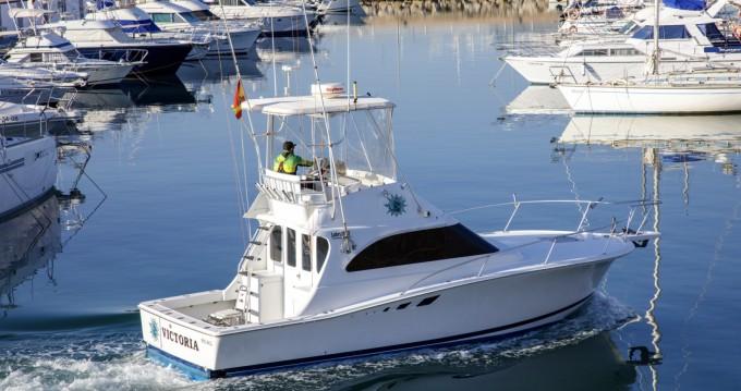 Alquiler de barcos Luhrs 32 enDénia en Samboat