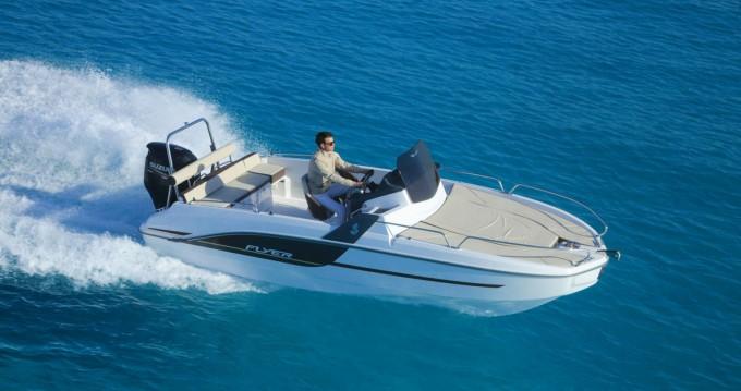 Alquiler Neumática Marlin Boat con título de navegación
