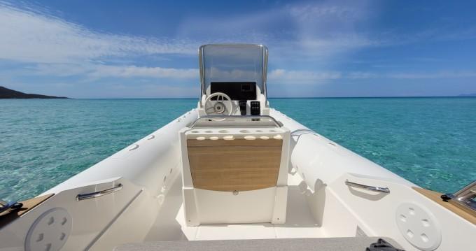 Alquiler de yate Algajola - Capelli Tempest 700 luxe  en SamBoat