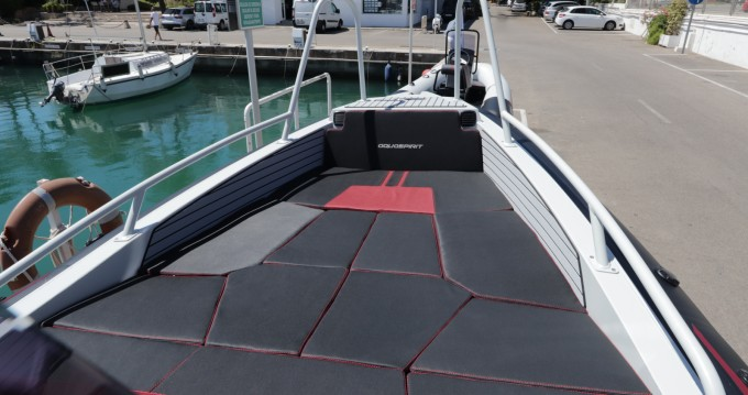 Alquiler de yate Palma de Mallorca - AQUASPIRIT 450C en SamBoat