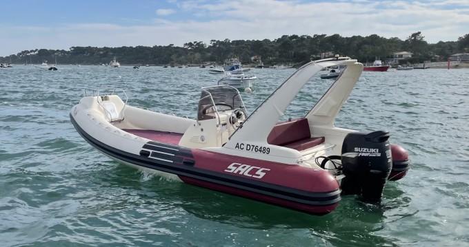 Alquiler de yate Lège-Cap-Ferret - Sacs Sacs S 680 Ghost en SamBoat