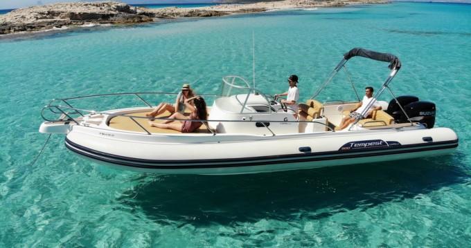 Alquiler de yate Isla de Ibiza - Capelli Tempest 900 en SamBoat