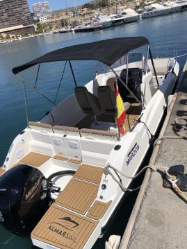 Alquiler Lancha en Alicante - Quicksilver Activ 675 Open