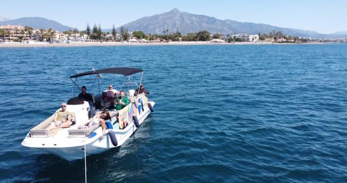 Alquiler de barcos Marbella barato de Element XR7