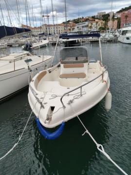 Alquiler de yate Banyuls-sur-Mer - Rascala Open 650 en SamBoat