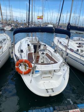 Alquiler de barcos Barcelona barato de Bavaria 36