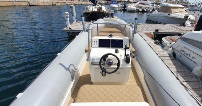 Alquiler de yate Alicante - Bwa Seven Fifty en SamBoat