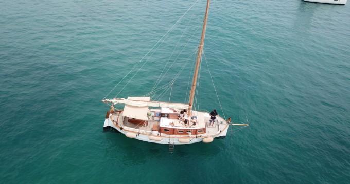 Alquiler de Poseidon Bluewater 480 en Palma de Mallorca