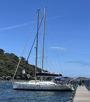 Bénéteau Oceanis 473 entre particulares y profesional Fréjus