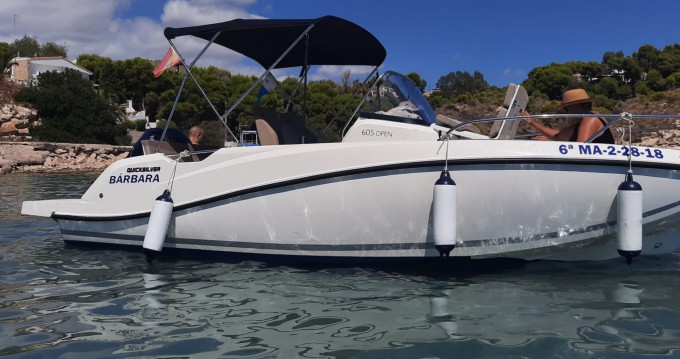 Alquiler de yate Alicante - Quicksilver Activ 605 Open en SamBoat