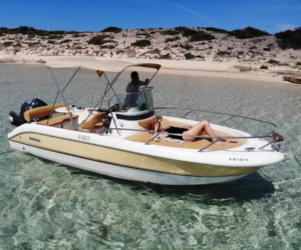 Alquiler de yate Ibiza (Ciudad) - SESSA KEY LARGO 20 en SamBoat