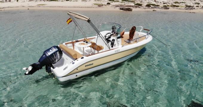 Alquiler de Lancha, con o sin patrón Sessa Marine Isla de Ibiza