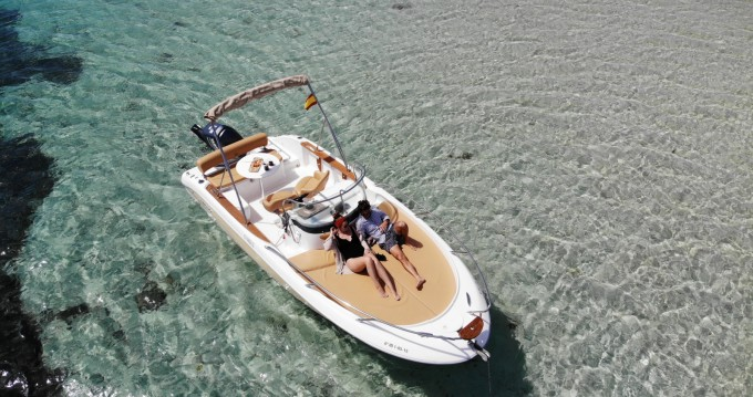 Alquiler de barcos Sessa Marine Key Largo 20 enIsla de Ibiza en Samboat