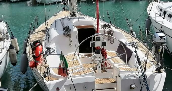 Alquiler de barcos Elan Elan 40 enPorto Antico en Samboat
