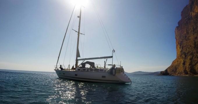 Alquiler de barcos Alicante barato de 42