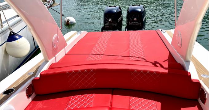 Alquiler de yate Port Grimaud - Wimbi Boats W10 en SamBoat