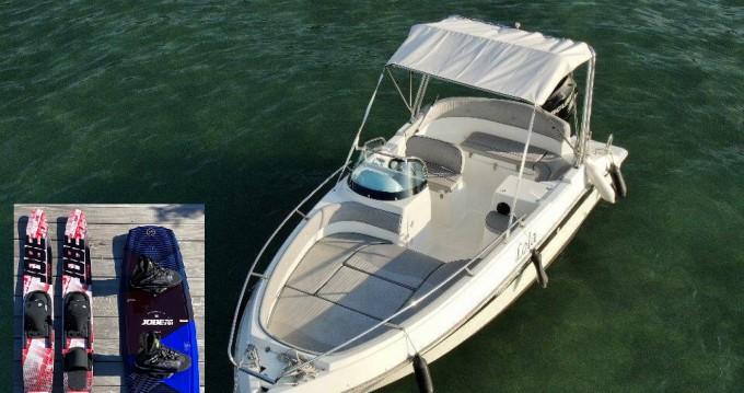 Alquiler de barcos Marinello Eden 22 enSaint-Jorioz en Samboat