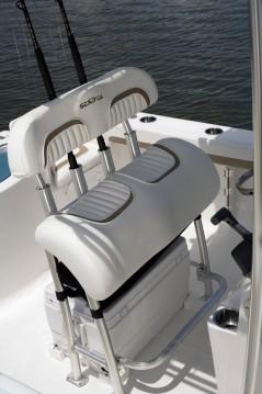 Alquiler Lancha Sea-Fox con título de navegación