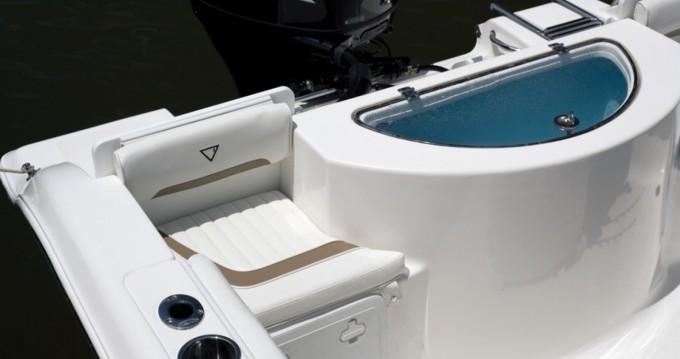 Alquiler Lancha en Port-Joinville - Sea-Fox 216 cc