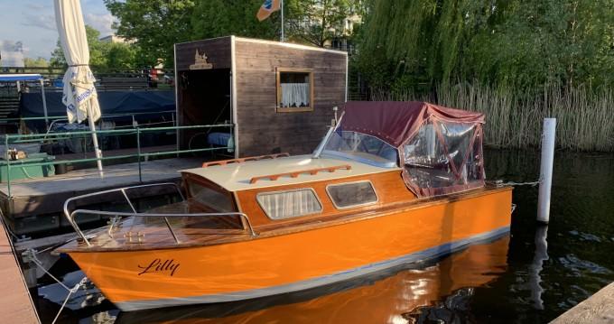 Alquiler de barcos Berlin barato de Heck