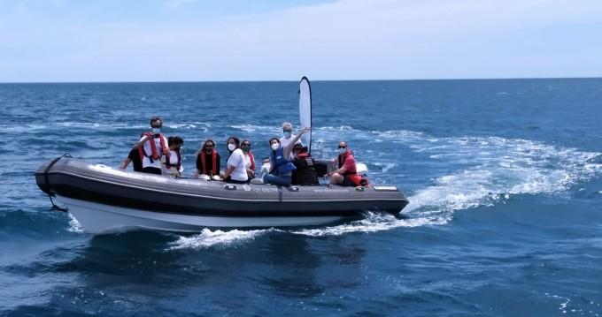 Alquiler de barcos Valencia barato de DR 760