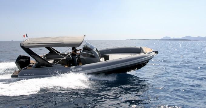 Alquiler de barcos Salpa Soleil 28 enAntibes en Samboat